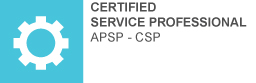 Certified Service Professional icon