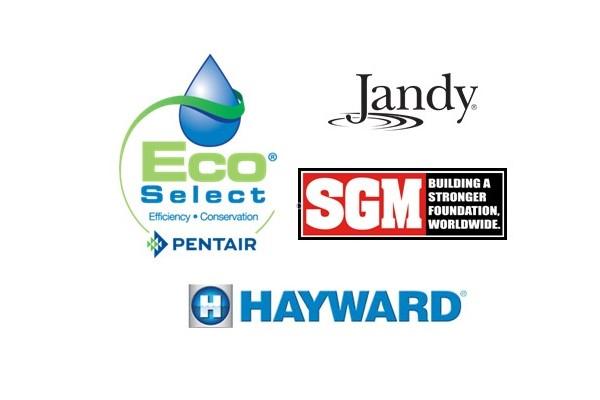 pool product logos